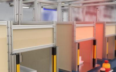 Banner Engineering WLS27 – Barre LED luminose